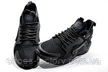 Мужские кроссовки в стиле Nike Air Huarache Run Ultra 2019, Black, фото 3