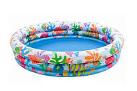 Детский бассейн Intex с мячом и кругом (59431)