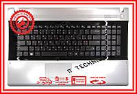 Клавиатура Samsung RV709 RV711 Черная с топкейсом