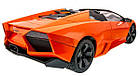 Машинка р/у 1:14 Meizhi лиценз. Lamborghini Reventon Roadster (оранжевый), фото 6