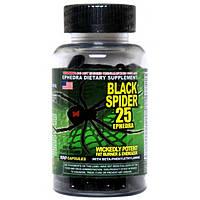 Жиросжигатель Cloma Pharma Black Spider (Черный Паук) 100 капсул
