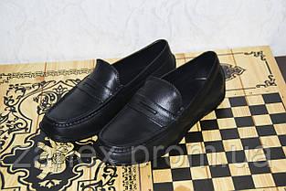Мужские мокасины из пенки. Обувь из пенки. Рабочая обувь, фото 3