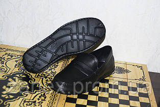 Мужские мокасины из пенки. Обувь из пенки. Рабочая обувь, фото 2