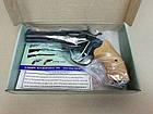 Револьвер под патрон Флобера Латэк Сафари РФ-441М (Бук), фото 4