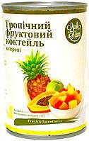 Тропический фруктовый коктейль в сиропе LUCK SIAM 425 г