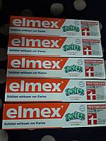 Дитяча зубна паста Elmex Junior 6-12 років Елмекс Німеччина