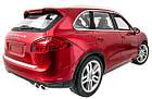 Машинка р/у 1:14 Meizhi лиценз. Porsche Cayenne (красный), фото 7
