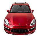 Машинка р/у 1:14 Meizhi лиценз. Porsche Cayenne (красный), фото 5