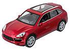 Машинка р/у 1:14 Meizhi лиценз. Porsche Cayenne (красный), фото 4
