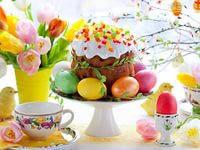 Всех со Светлым праздником Пасхи!!!