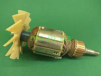 Якорь шлифмашины MLE 8101 (133х41 резьба 8 мм)