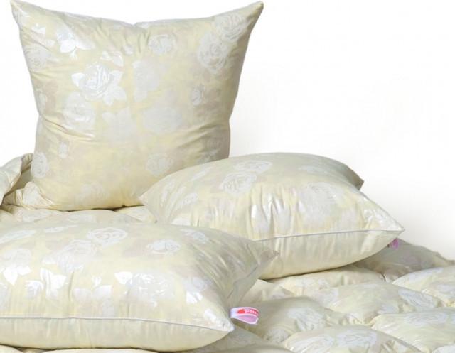 Пуховые подушки тм Экопух