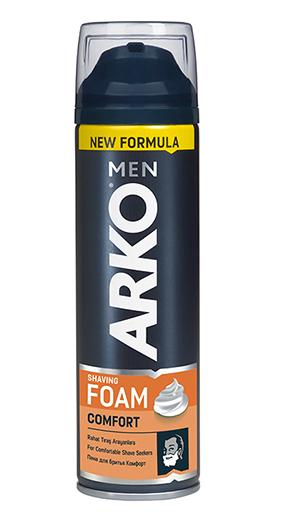 Пена для бритья ARKO Comfort (200мл.)