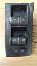 Блок управления стеклоподъемниками Audi A-6 C-5   SWF 501.680 , 4B0959851