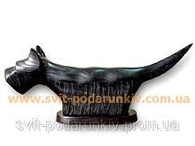 Оригинальная фигурка собаки, деревянный скотч-терьер, фото 3