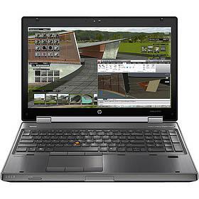 "Игровой ноутбук HP EliteBook 8770W/i5(3GEN)/8Gb/500Gb/video 1Gb/17.3""/HD+"