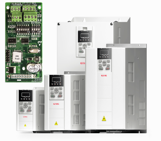 Частотный преобразователь GK800-4T11B 11 кВт 380 В с картой энкодера
