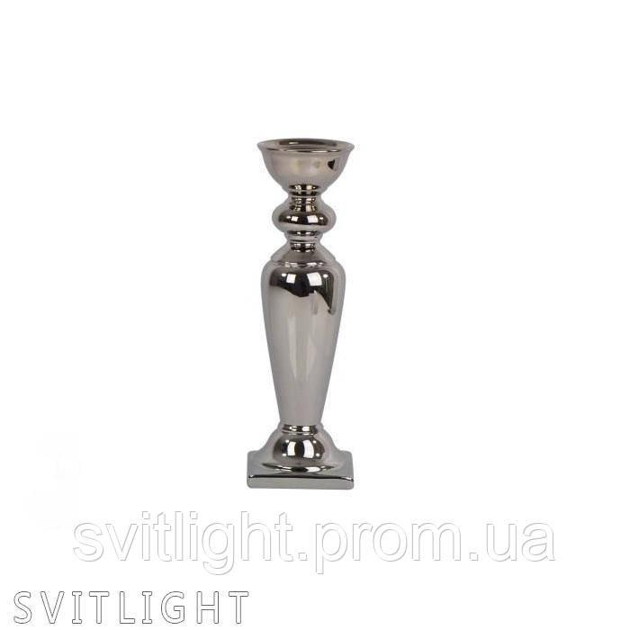 Подсвечник керамический 444-954 CR Al