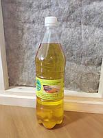Льняное масло 1 л бутылка для дерева (пропитка дерева)