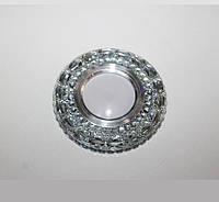 Точечный светильник встраиваемый 7095 White  LS Svitlight, фото 1