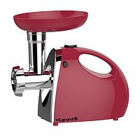 Мясорубка электрическая ViLgrand V206-НMG red 2000 Вт Красный 2044696, КОД: 107001