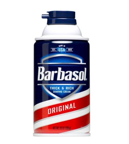 "Пена для бритья ""Barbasol"" (283 ml.) в ассортименте"