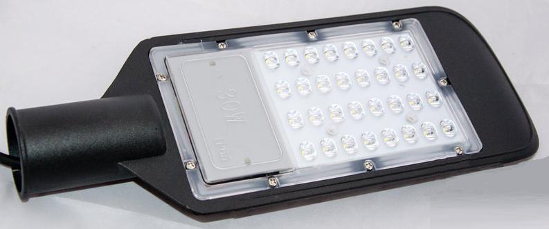 Уличный светодиодный светильник SP2911 30W Feron