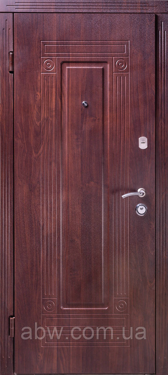 """Двери """"Портала"""" - серия Стандарт - модель ГАРАНТ - темный орех"""