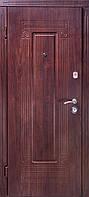 """Двери """"Портала"""" - серия Стандарт - модель ГАРАНТ - темный орех, фото 1"""