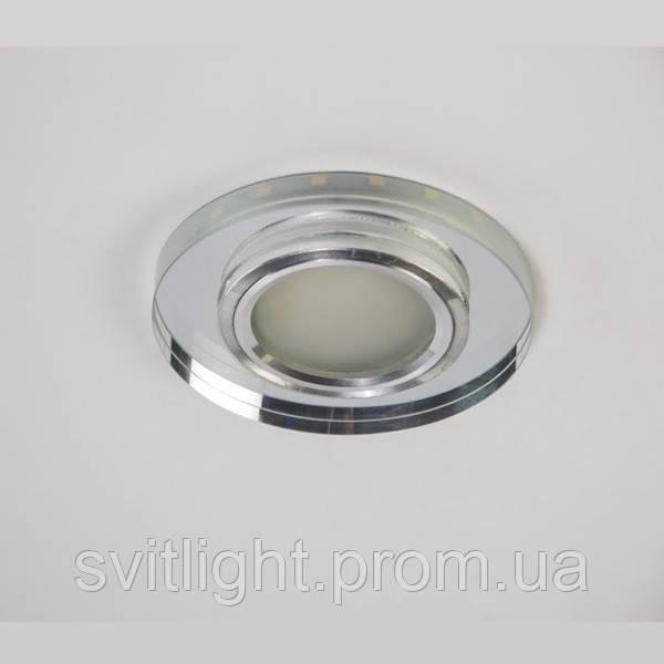 Точечный светильник встраиваемый 6013 WH LS Svitlight