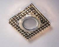 Точечный светильник встраиваемый 8144 Gray LS Svitlight, фото 1