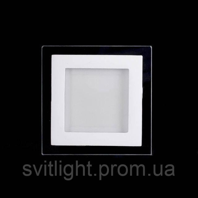 Точечный светильник встраиваемый D934/6W Р Svitlight