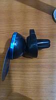 Магнитный держатель для телефона (синий, на обдув)
