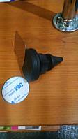 Магнитный держатель для телефона (черный, на обдув)