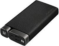 Портативное зарядное устройство (Powerbank) Puridea X02 20000mAh Li-Pol +TYPE-C чёрное