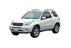 Toyota Rav4 2 (2000 - 2005)