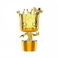 Грут игровая фигурка Funko Pop! серии Золотой хром 33514