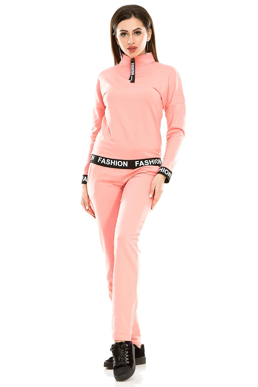 Спортивный костюм 470  розовый