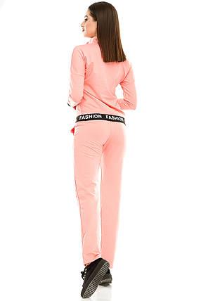 Спортивный костюм 470  розовый, фото 2