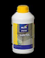 Биоцидное средство от плесни и грибка Sanitol, 1 л, концентрат