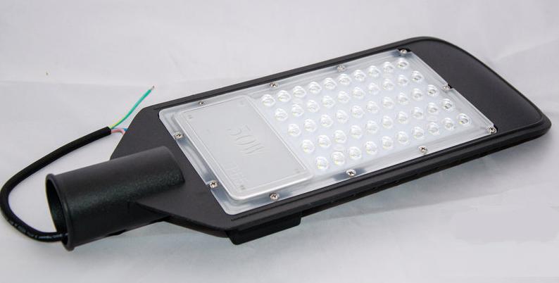 Уличный светодиодный светильник SP2912 50W Feron