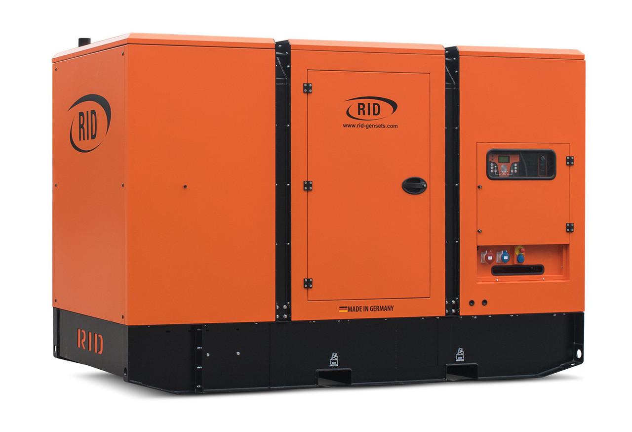 Трехфазный дизельный генератор RID 350 B-SERIES S (280 кВт)