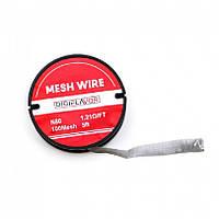 Сетка для атомайзеров Digiflavor Mesh Wire 100Mesh (KXIA29178)
