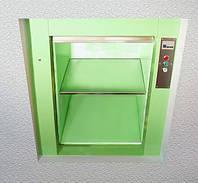 Монтаж грузовых лифтов г/п 100кг