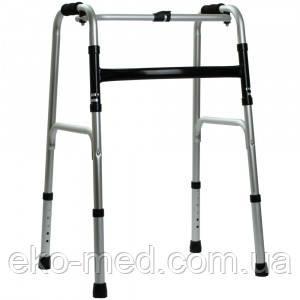 Ходунки для инвалидов (взрослых), 2в1,щагающие OSD (Италия)