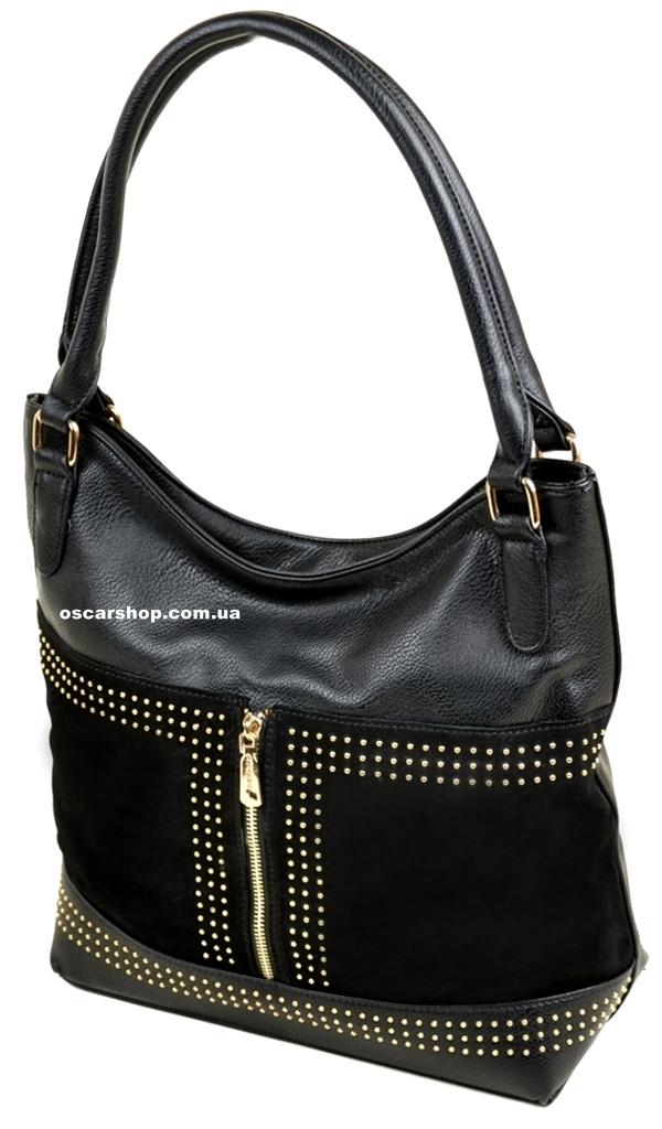 263ec4c5fcd9 Качественная сумка Женская замшевая Cidirro. Кожаная стильная сумка Размер  35*32*14.