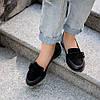 Балетки замшевые туфли низкий каблук  женские летние размер 33-41 цвет по желанию, фото 5