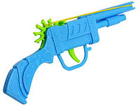 Игрушечный пистолет стреляющий резинками.