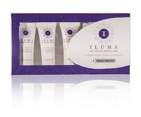 IMAGE Skincare Пробный набор ILUMA Trial Kit 5х7,4ml