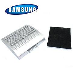 Крышка выходного фильтра для пылесосов Samsung DJ64-00474A + микро фильтром для пылесоса